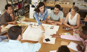 More Productive, Less Happy: How the Office Gender Split Affects Work