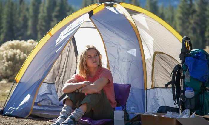 "Reese Witherspoon as Cheryl Strayed in ""Wild."" (Fox Searchlight Pictures)"