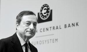 US Stocks Slip After ECB Decision, Draghi Comments