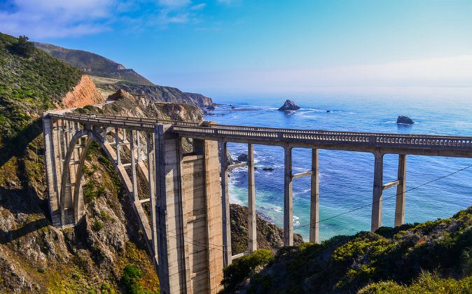 Bixby bridge (Shutterstock*)
