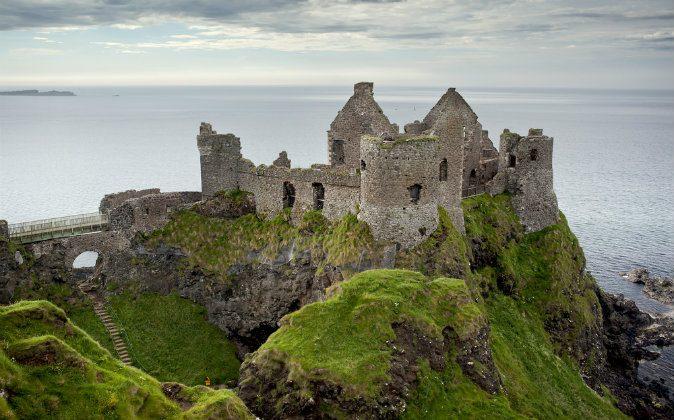 Dunluce Castle via Shutterstock*