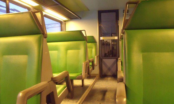 Train Amsterdam (Dauntless Jaunt)