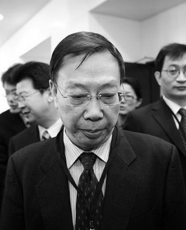 Former Chinese Vice Minister of Health Huang Jiefu after a conference in Taipei, Taiwan, in 2010. Huang was recently reported to have said that organ transplants from death row prisoners would cease in China. (Bi-Long Song/Epoch Times)