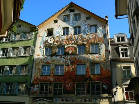 The Fritschi restaurant (Imperator Travel)