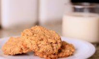 The World's Easiest Gluten Free Cookies (3 Minutes)