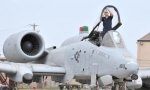 A-10 Warthog Used by US to Fight ISIS