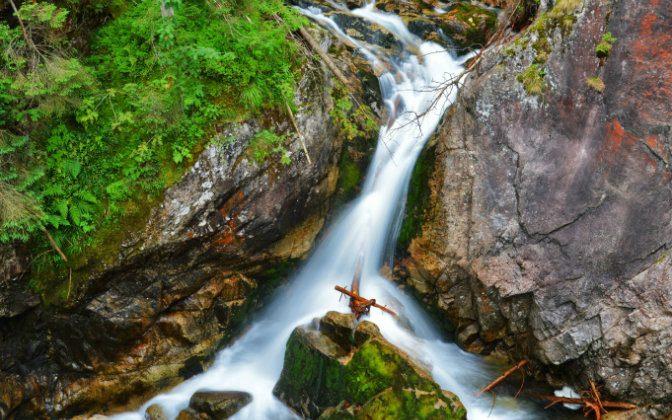 Wodogrzmoty Mickiewicza Falls (Tomasz Lisowski, Adventurous Travels)