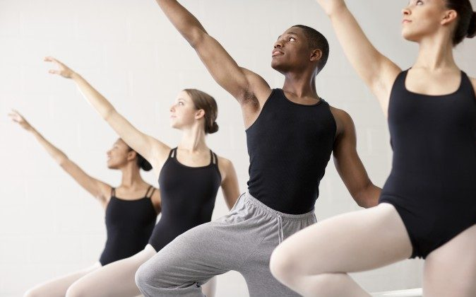 A dancer's six-pack is the outer core muscles. For best spine health, you also need strong inner core muscles. (Fuse/Thinkstock)