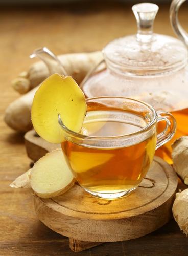 Fresh ginger (Shutterstock*)