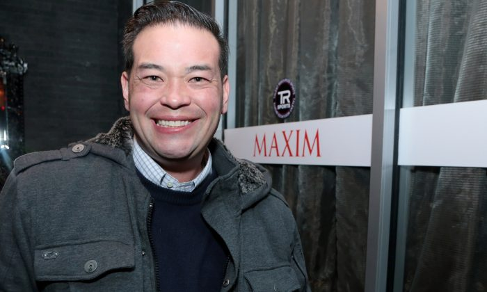 Jon Gosselin attends Talent Resources Sports presents Maxim 'Big Game Weekend at ESPACE on January 31, 2014 in New York City. (Photo by Anna Webber/Getty Images for Maxim)