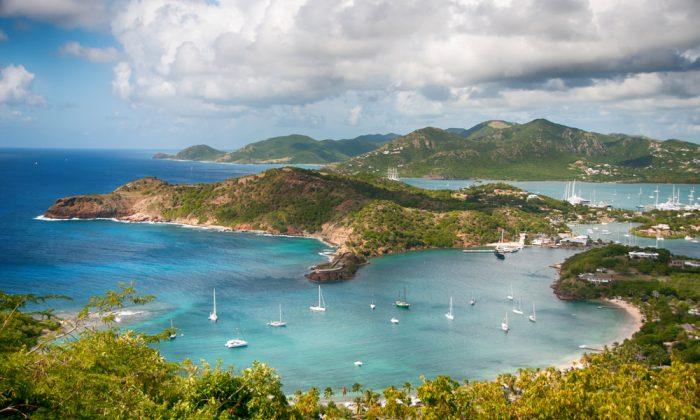 Shirley Heigths, Antigua via Shutterstock*