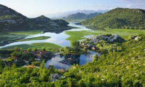 Lake Skadar - National Park in Montenegro