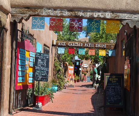 Albuquerque's Old Town (A Luxury Travel Blog)