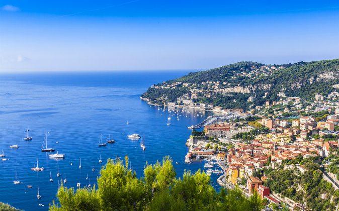 French Riviera via Shutterstock*