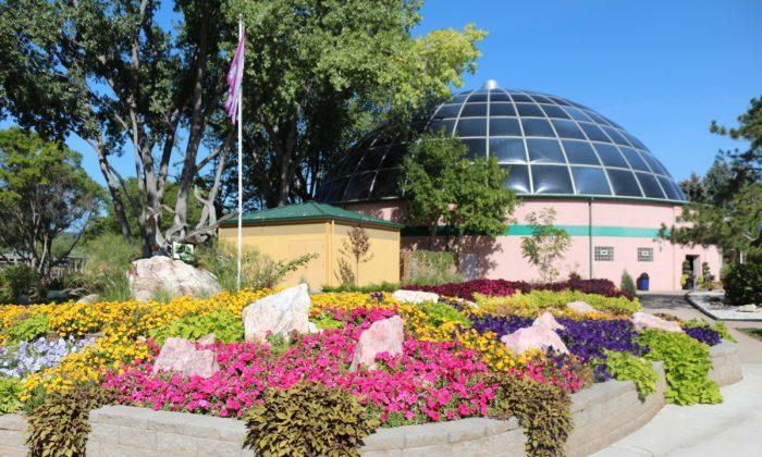 Reptile Gardens just outside Rapid City, South Dakota. (Myriam Moran copyright 2014)
