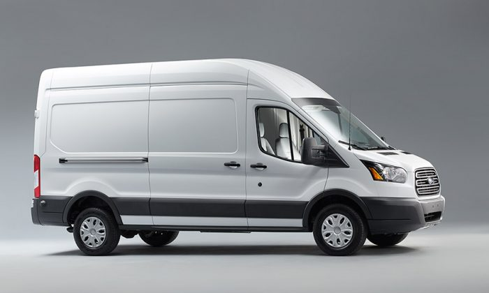 2015 Ford Transit (Courtesy of Ford)