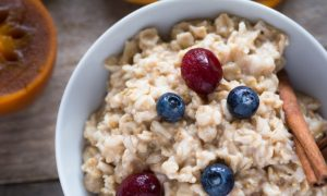 An Oatmeal Recipe to Keep You Warm and Healthy
