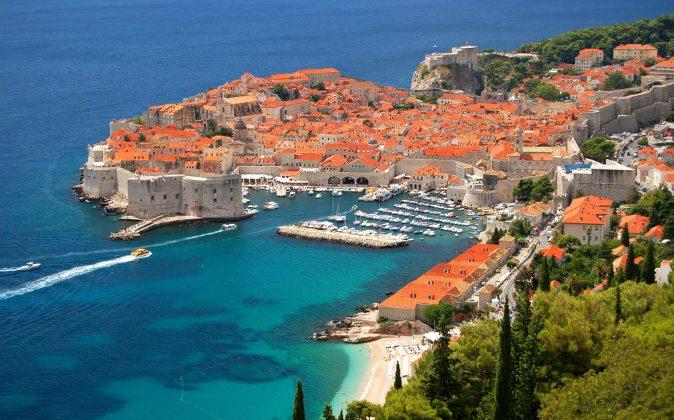 Old town of Dubrovnik, Croatia (Shutterstock*)