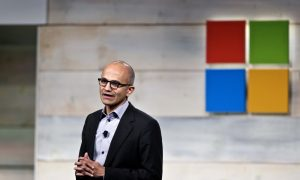 Satya Nadella to Meet With Congressional Republicans on Immigration, Privacy Reform