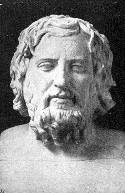 A depiction of Xenophon (Wikimedia Commons)