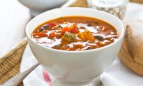 Recipe: Sweet Potato and Lentil Soup