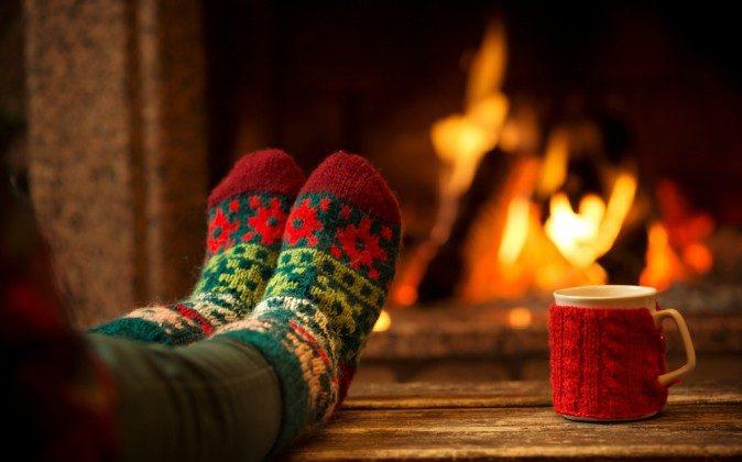 Keep your feet warm. (Shutterstock*)