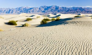Exploring Death Valley National Park in California