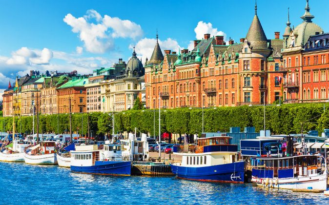 Old town of Stockholm (Shutterstock)
