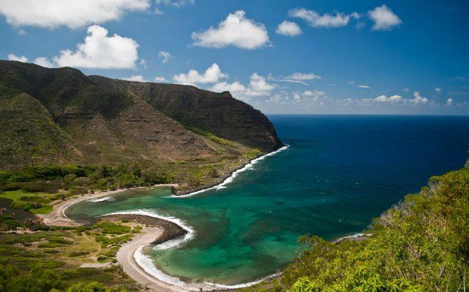 Halawa Bay, Maui via Shutterstock*