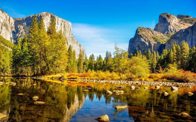 Yosemite National Park via Shutterstock*