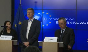 First EU-China Human Rights Dialogue Open to Journalists