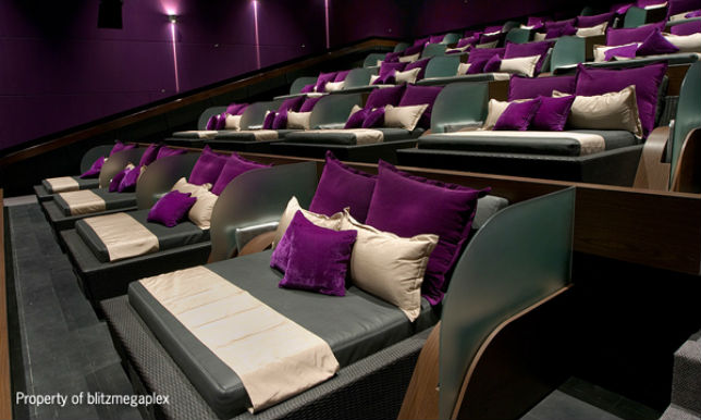 Amazing 6 Movie Theaters That Will Let You Watch Their Films In Bed Andrewgaddart Wooden Chair Designs For Living Room Andrewgaddartcom