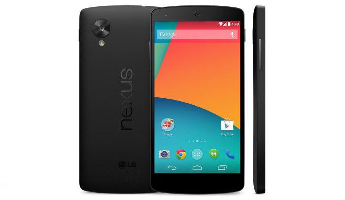Nexus 5. (Google)