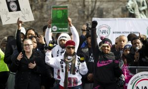 Thousands March on DC to Protest Police Killings
