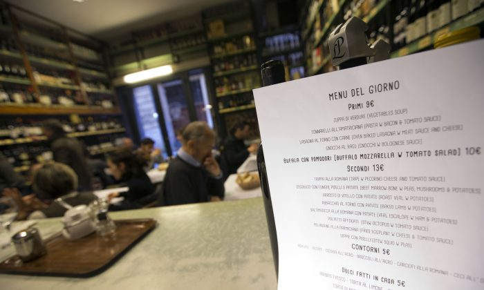 Confusion On The Menu For European Allergen Rule