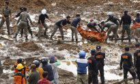 Indonesia Landslide Kills 20, Leaves 88 Missing