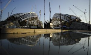 The Geopolitics of Olympic Site Selections