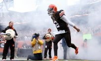 Lebron James Attending Game in Johnny Manziel's First Career Start