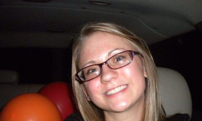 This undated photograph released by the families of Jessica Chambers and her sister Amanda Prince, shows Jessica Chambers taken in Courtland, Miss. (AP Photo/Chambers-Prince Families)