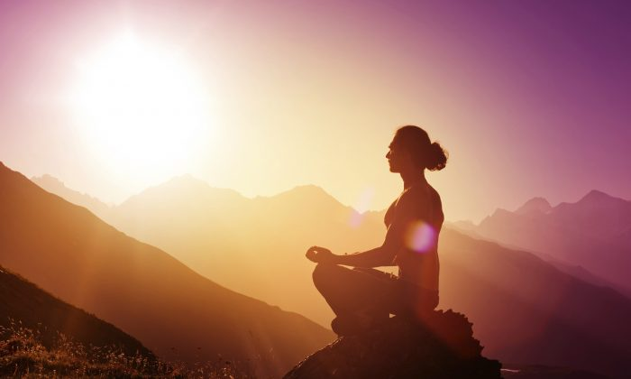 Meditation is a way to observe all of yourself in a compassionate, non-judgmental way. (Illya Vinogradov/iStock/Thinkstock)