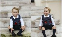 Happy Third Birthday, Prince George