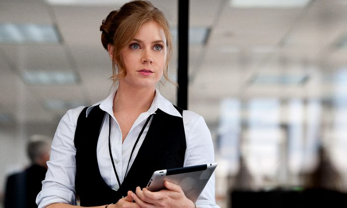 "Amy Adams as Lois Lane in ""Man of Steel."" (AP Photo/Warner Bros. Pictures)"