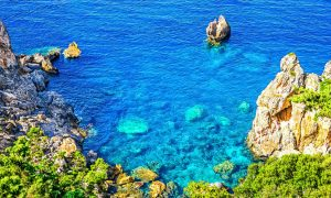 Paradise Found in Arillas, on the Greek Island of Corfu