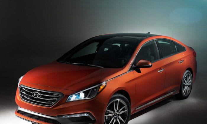 2015 Hyundai Sonata (Courtesy of NetCarShow.com)