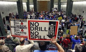 New York City Council Members Take Stand Against Fracking