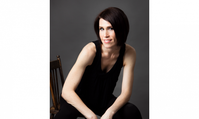 "Mezzo-soprano Mia Lennox will make her debut as the relentless Katisha in the Toronto Operetta Theatre's production of ""The Mikado,"" Dec. 27 – Jan. 4. (Courtesy of the artist)"