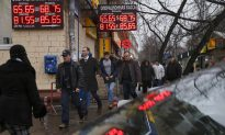 Ruble Collapse Shakes Russian Economy, Consumers
