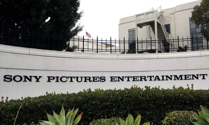 Sony Pictures Entertainment headquarters in Culver City, Calif., on Dec. 2, 2014. Two former employees of Sony Pictures Entertainment on Tuesday, Dec. 16, 2014 filed suit against the company for not preventing hackers from stealing nearly 50,000 social security numbers, salary details and other personal information from current and former workers. (AP Photo/Nick Ut)