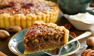 Recipe: The Best Pecan Pie Ever