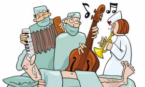 Operating Tunes: How Music Helps Surgery
